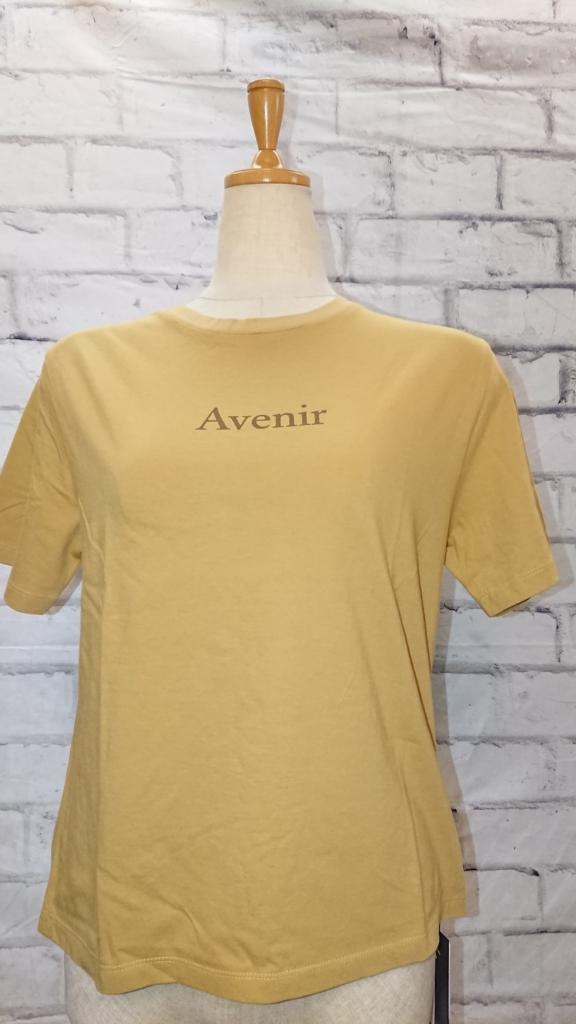 環境と人にやさしい 自然染料のコットンTシャツ