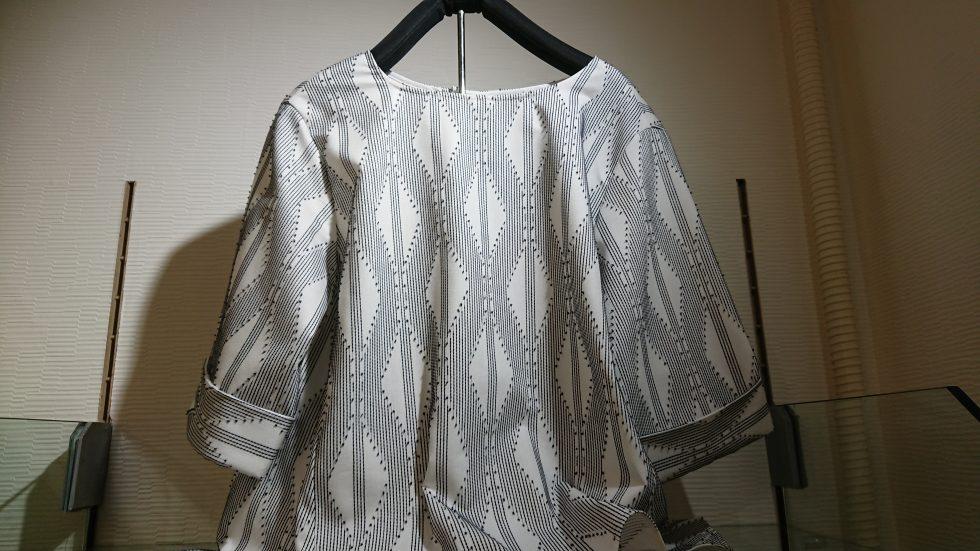 ビフォー&アフター お直しで襟の形を変える
